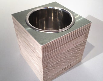 Zen Style flatware container