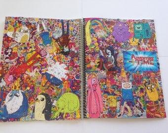 Adventure Time Notebook