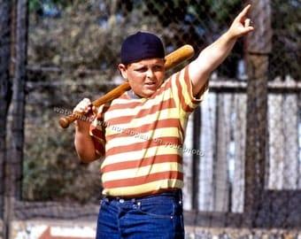 "The SANDLOT -  Hamilton ""Ham"" Porter - Classic Kids Baseball Movie - Reprint Photograph in sizes 8x10 - 11x14 - 16x20 - Picture Photo Print"
