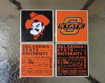 Oklahoma State University Coasters