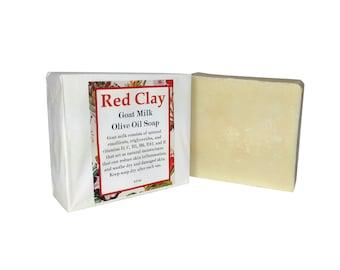 Goat Milk Olive Oil Soap 4.2 oz