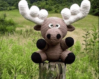 Maple the Moose!