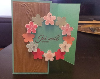 Get Well Soon Cards, Get Will Wishes, Feel Better Cards, Get Well Soon Wishes, Get Better Cards, Hawaiian Get Well Package of 10