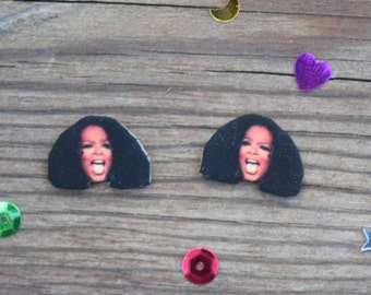 Oprah Winfrey Earrings