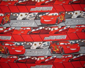 Disney Cars Supercars  Fabric