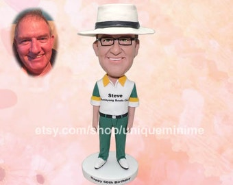 Aniversary Gifts for Him, Gifts for Husband, Father Birthday Gift, Custom Bobblehead dolls, Bobblehead dolls, Bobblehead doll,custom gift