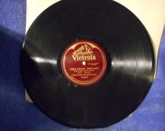 Victrola Record Enrico Caruso