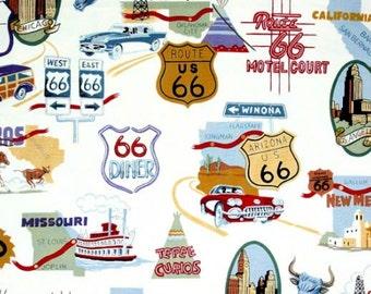 Route 66 Alexander Henry Fabrics