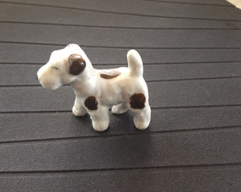 Vintage Small Terrier Figure