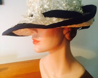 Mr. John 1060's Straw Hat