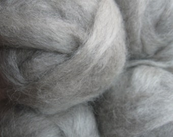 Lincoln Longwool natural color roving