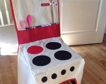 Chair cover oven