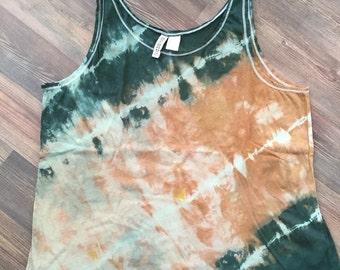 Batik shirt L