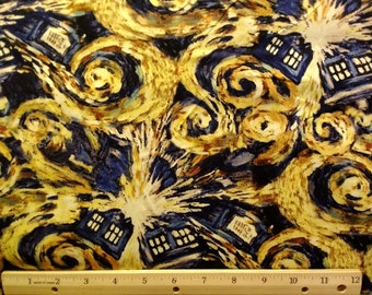 Doctor Who Expl. Tardis