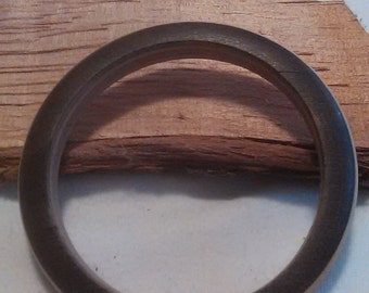 Wooden Tri colored Bangle
