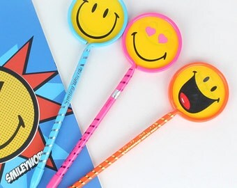Smiley World Ballpoint Pen 24set