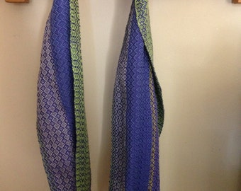 "Handwoven Scarf ""A"""