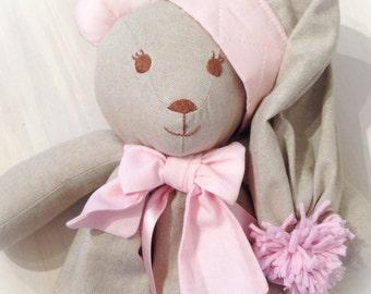 Teddy bears 100% cotton pajamas