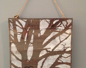 Personalize your tree carving