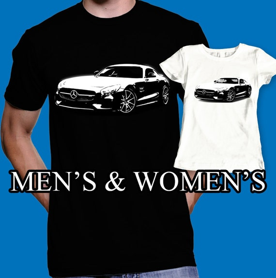 Mercedes shirt mercedes benz amg gt t shirt car by for Mercedes benz shirts and clothing