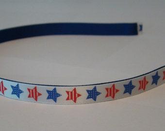 Patriotic Stars - Headband