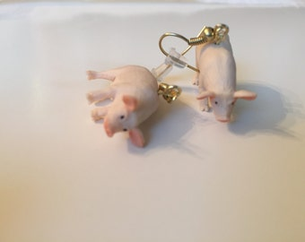 Pig Earrings (Sow Earrings)