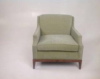 Modern mid century lounge chair