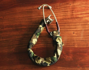 Camo Stethoscope Cover