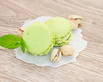 Pistachio Macaroon Pure Soy Candle
