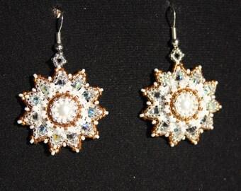 Desert Star earring