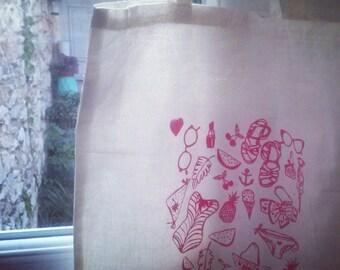 tote bag cotton printing