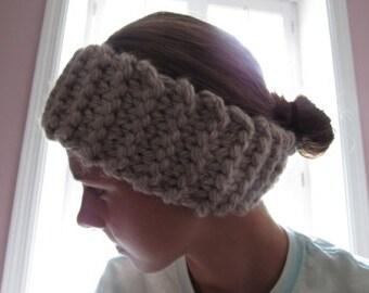 Thick Knit Headband