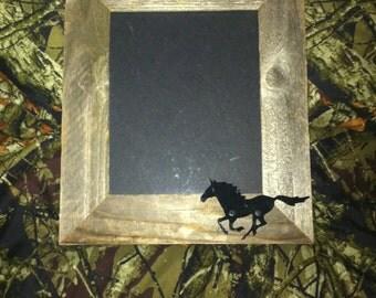 Running Horse Frame