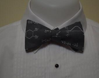 "I'm Thinking ""Bill Nye The Science Guy"" Bow Tie"