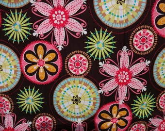 MICHAEL MILLER ** CARNIVAL Bloom ** Boutique Designer Fabric for quilting, sewing, etc.