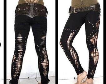 Tribal gypsy legging pattern 3