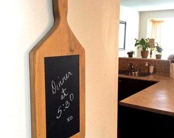 Kitchen message board / serving board