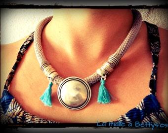 Necklace ethnic style