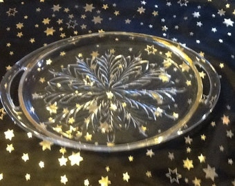 Another vintage pickle dish.