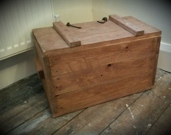 18th Century Beer Crate Reproduction