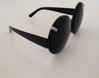 Lady Gaga Women's Flip-open Cover Glasses