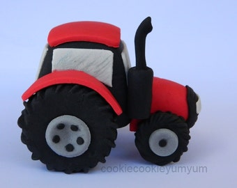 international tractor wedding cake topper tractor wedding cake topper etsy uk 16467