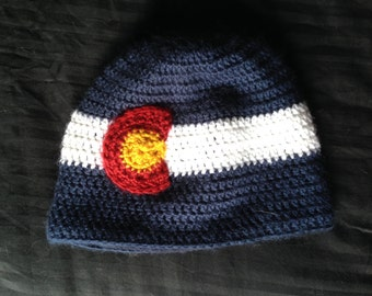 Classic Colorado Beanie hat with fleece lining