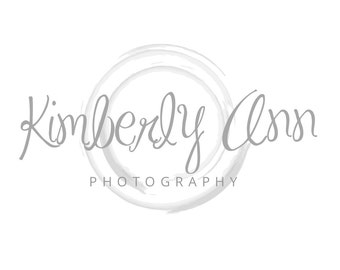 Photography logo - Design Photography Logo - Premade Logo -Watermark Logo - INSTANT DOWNLOAD