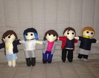 Life is Strange Plush Dolls