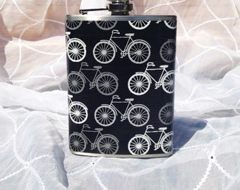 Bicycle Hip Flask