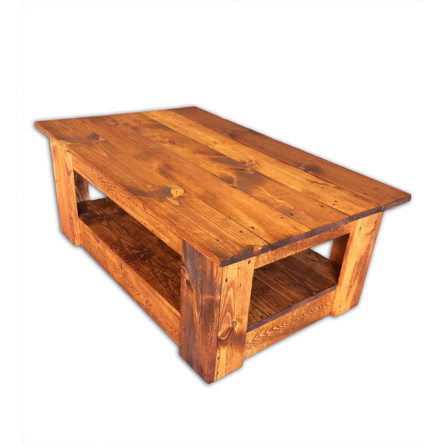 Handmade Pine Coffee Table