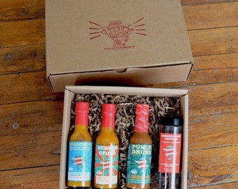 Three-Pack and Dried Peppers Gift Set