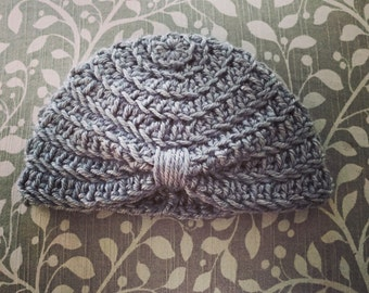 Crochet Baby Turban -any colors or sizes available