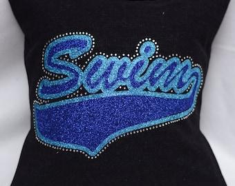 Swim Pillow, swim team, swim pillow, swim swag and accessories